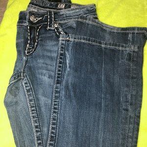 Miss Me Jeans - Miss me boot cut distressed pockets